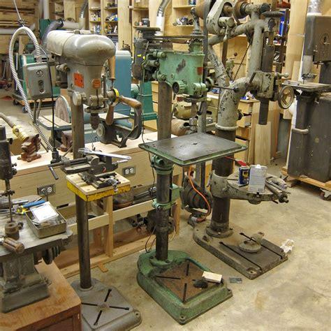 antique drill presses antique tools
