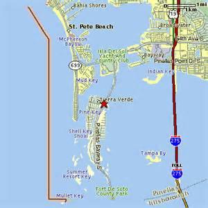 tierra verde florida map tierra verde community association maps