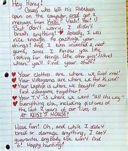 Break Up Letter Friendship Woman Dumps Boyfriend By Writing Best Break Up Letter