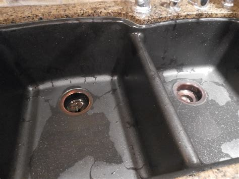 how to clean a black composite sink how to clean a granite composite sink at margareta s haus