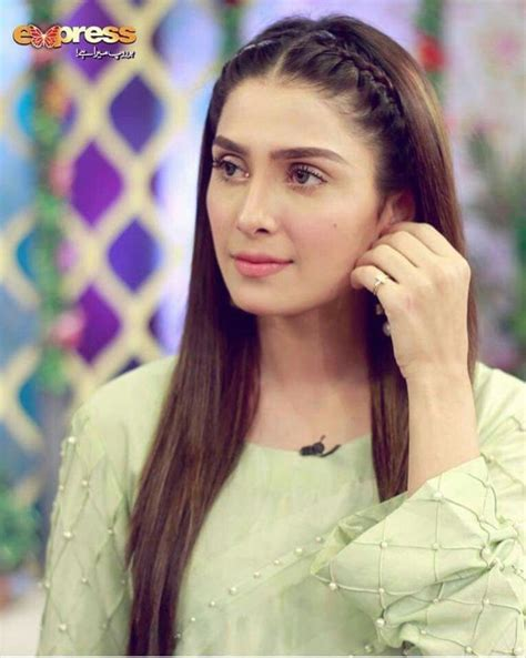casual hairstyles in pakistan the 25 best ayeza khan ideas on pinterest ayeza khan