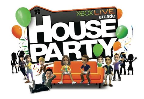 good house party music microsoft anuncia xbox live house party incluye