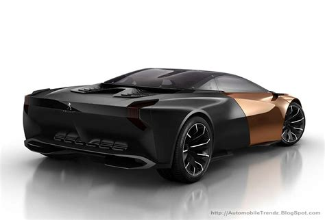 peugeot cars in automobile trendz peugeot onyx concept car