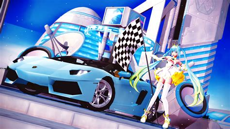 F Anime Racing by Racing Miku 2015 By Kitzabitza On Deviantart