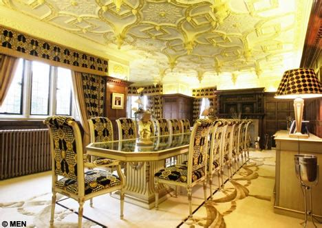 versace home interior design 2018 for sale for 163 4m taste not included phil neville and his wag put their versace themed mansion