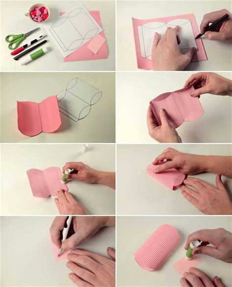 Decorating Valentine Boxes Homemade Valentine Gifts Cute Wrapping Ideas And Small