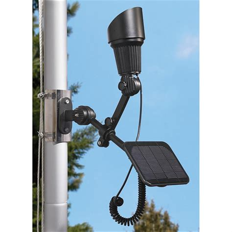 Valley Forge® Solar Liberty Flag Pole Light   142809