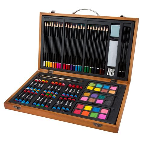 Drawing Supplies by Alex Toys Artist Studio Portable Essential Supplies