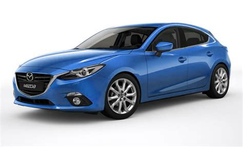 2014 mazda 3 hatchback black top auto magazine