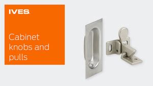 Ives Cabinet Hardware ives hardware products builders door accessories stops holders