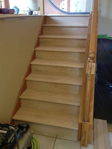 Hardwood in the Split Level Home: A Project Blog