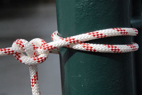 essential knots  sailors sail magazine