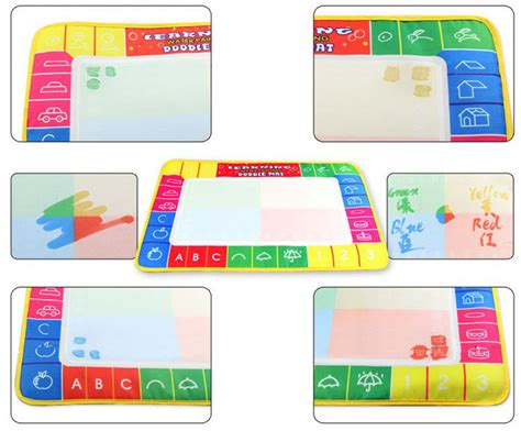 water painting doodle mat malaysia new water drawing painting writing mat board magic pen