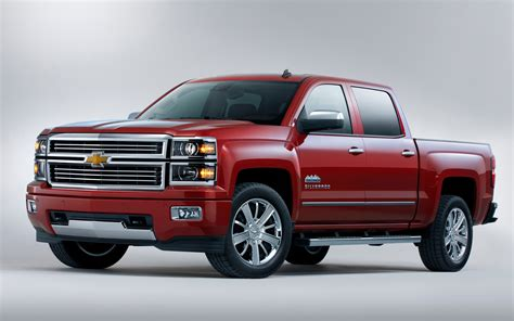 when is the truck 2014 2014 chevrolet silverado high country front view photo 1