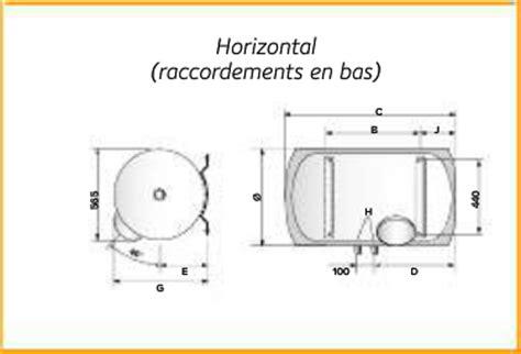 Chauffe Eau Horizontal 200l 4493 by Chauffe Eau Chaffoteaux 233 Lectrique Blind 233 200l 3010883