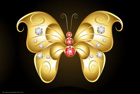 wallpaper gold butterfly download wallpaper black background gold butterfly