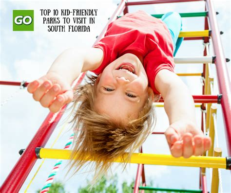 friendly parks top 10 kid friendly parks to visit in south florida what s going travel