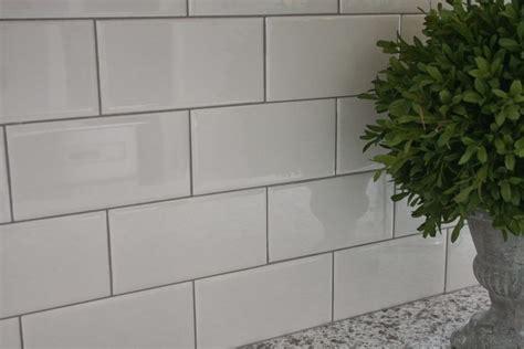 white subway tile w delorean gray grout for the home pinterest white tile bathrooms grey