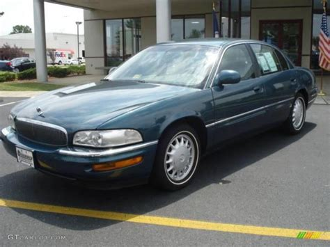 1998 majestic teal pearl buick park avenue 15967630 photo