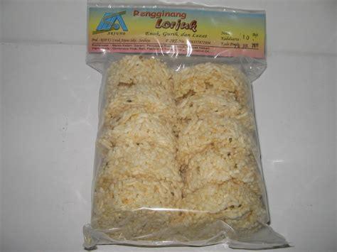 Kripik Singkong Tette Udang resep sambel petis