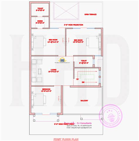 first floor house plans in india august 2014 home kerala plans