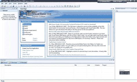 tutorial visual basic 2008 visual basic 2008 tutorials free windows download visual