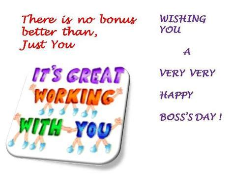 Wish Your Boss And Make His Day. Free Happy Boss's Day