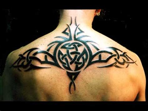 tattoo tribal dos homme francois tatouages piercing creation