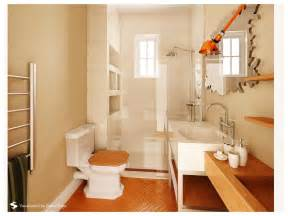 Bathroom Designs Small by Luxurious Small Wooden Bathroom Decozilla