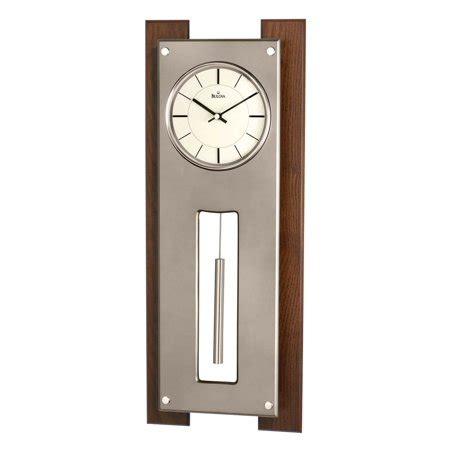 modern wall clock with pendulum walmart