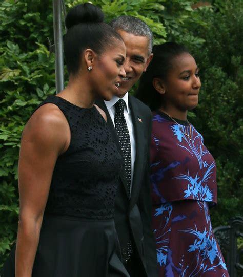 obama first family michelle obama barack obama photos obama first family