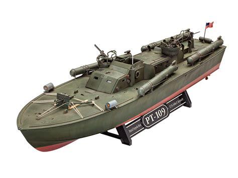 torpedo boat revell patrol torpedo boat pt 109