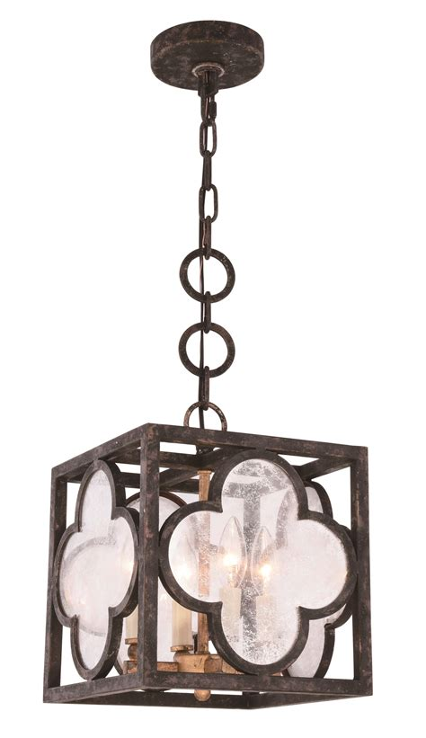 Murray Feiss Wall Sconces Elegant Lighting Trinity 1526 Trinity Collection Pendant L