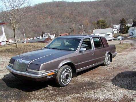 93 Chrysler Imperial by 1993 Chrysler Imperial Sedan Specifications Pictures Prices