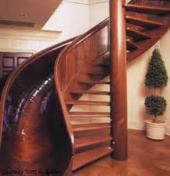 spiral staircase slide daddy types