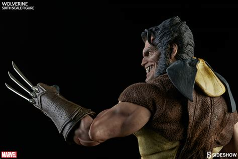 figure wolverine product announcement sideshow collectibles marvel
