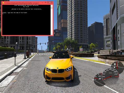 mod gta 5 installer add on replace vehicles installer gta5 mods com