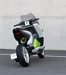 Bmw Electric Scooter Bmw Motorrad Concept E Bmw Electric Scooter For Future
