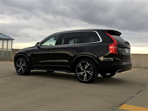 xc90 test drive 2017 volvo xc90 t6 r design test drive review autonation