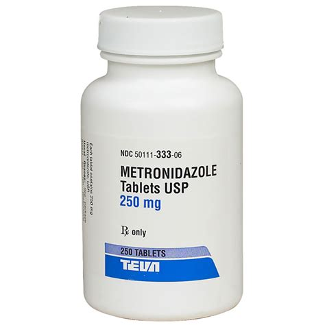 metronidazole  mg  tablet manufacture  vary