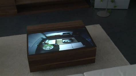 diy touchscreen coffee table coffee tables ideas beautiful multitouch coffee table diy