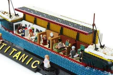 film titanic lego lego ideas titanic
