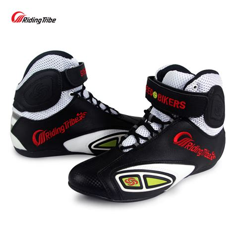 road motorbike boots 2017fashion riding tribe off road racing shoes motorcycle