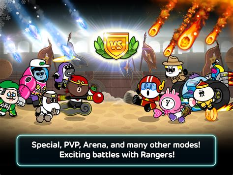 mod game line ranger line rangers apk mod unlock all android apk mods
