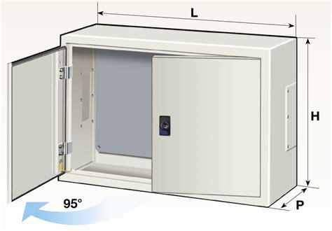 cassette per quadri elettrici armadi e quadri elettrici industriali di comando