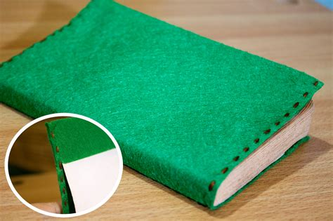 How To Make A Book With One Of Paper - 4 ways to make a book cover wikihow