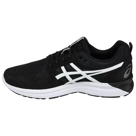 black asics sneakers asics men s gel torrance running shoes black bob s stores
