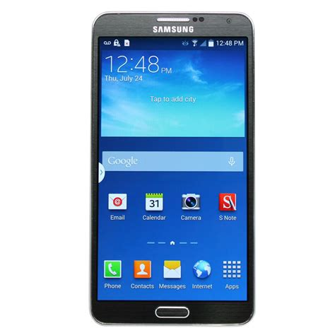 mobile samsung note 3 samsung galaxy note 3 t mobile refurbished