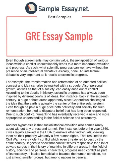 gre sle argument essays http www sleessay net gre essay sle issue and