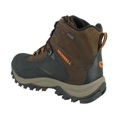 mens merrell boots mens merrell boots iceclaw mid w ebay